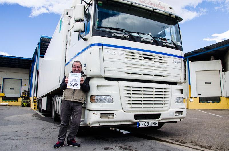 Campaña 1 – Vigilancia de camiones y furgonetas