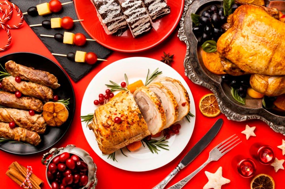 tips saludables Navidad