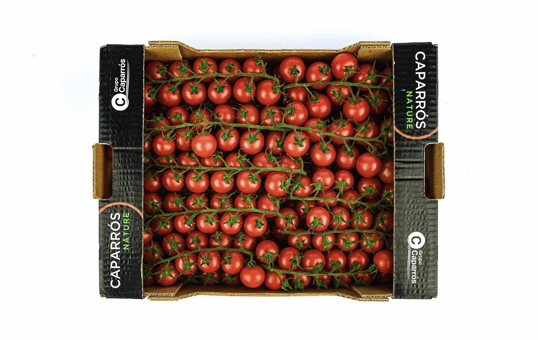 Tomate Cherry rama - Caparrós