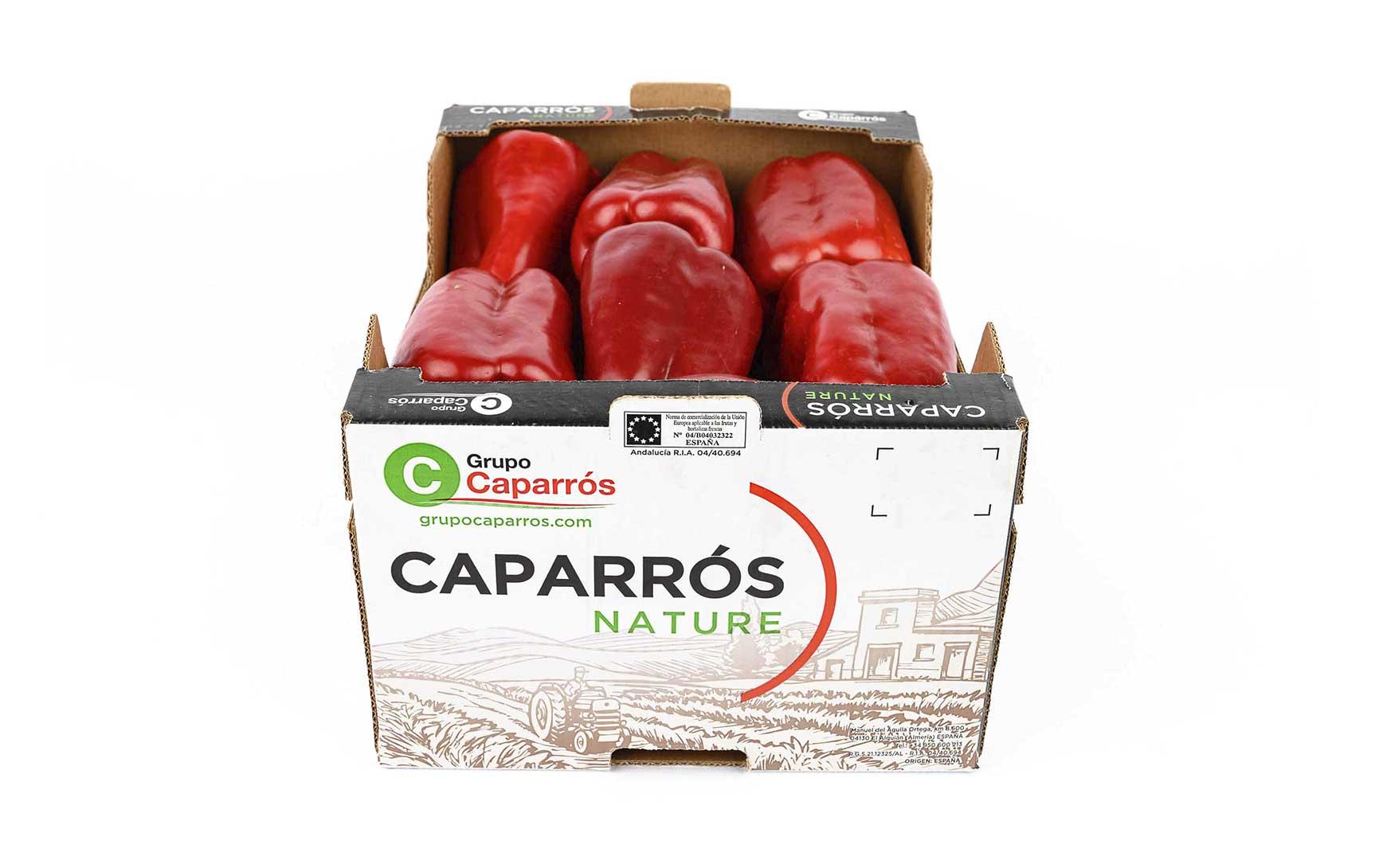 Pimiento Lamuyo - Caparrós