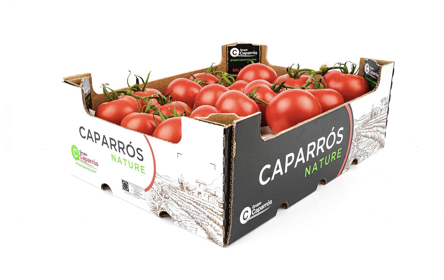 Tomate rama - Caparrós