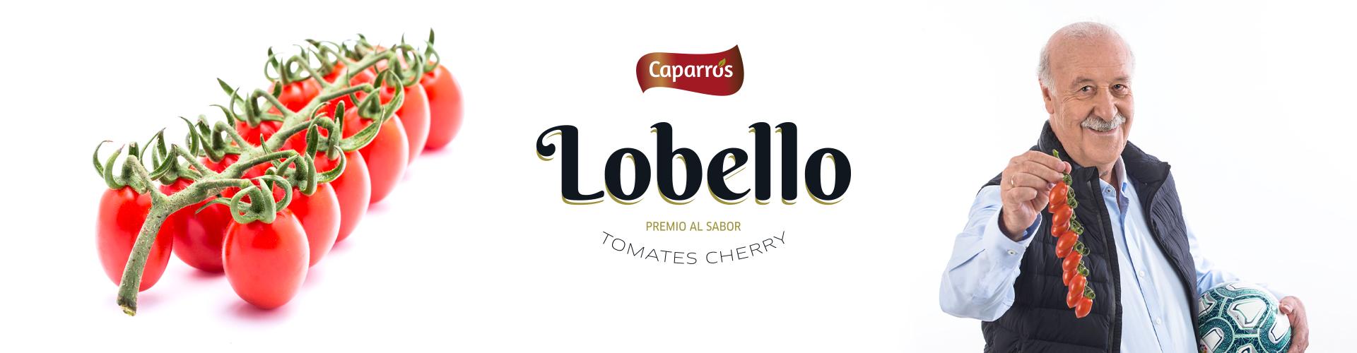 Tomate cherry Lobello - Caparrós