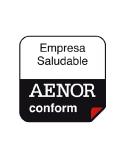 Certificado Empresa saludable - Aenor