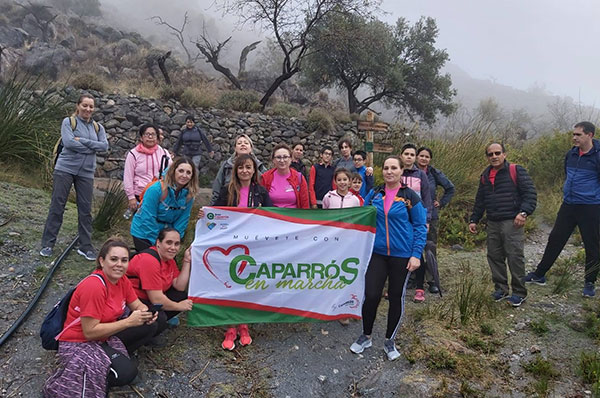 Caparrós on the move