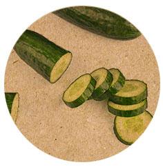 pepino bio - Caparrós