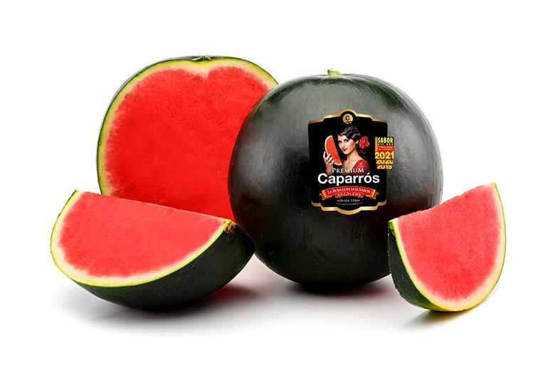 Sandía premium - Caparrós